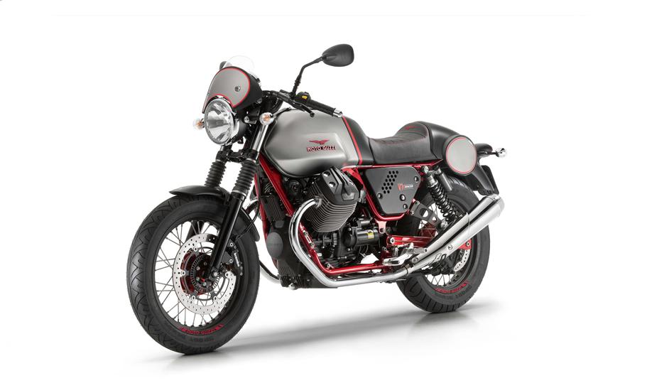 Moto guzzi Antwerpen vespashop V7 III Racer worden f3