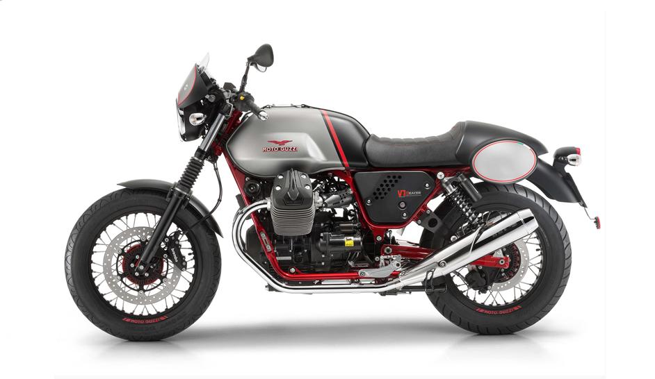 Moto guzzi Antwerpen vespashop V7 III Racer worden f4