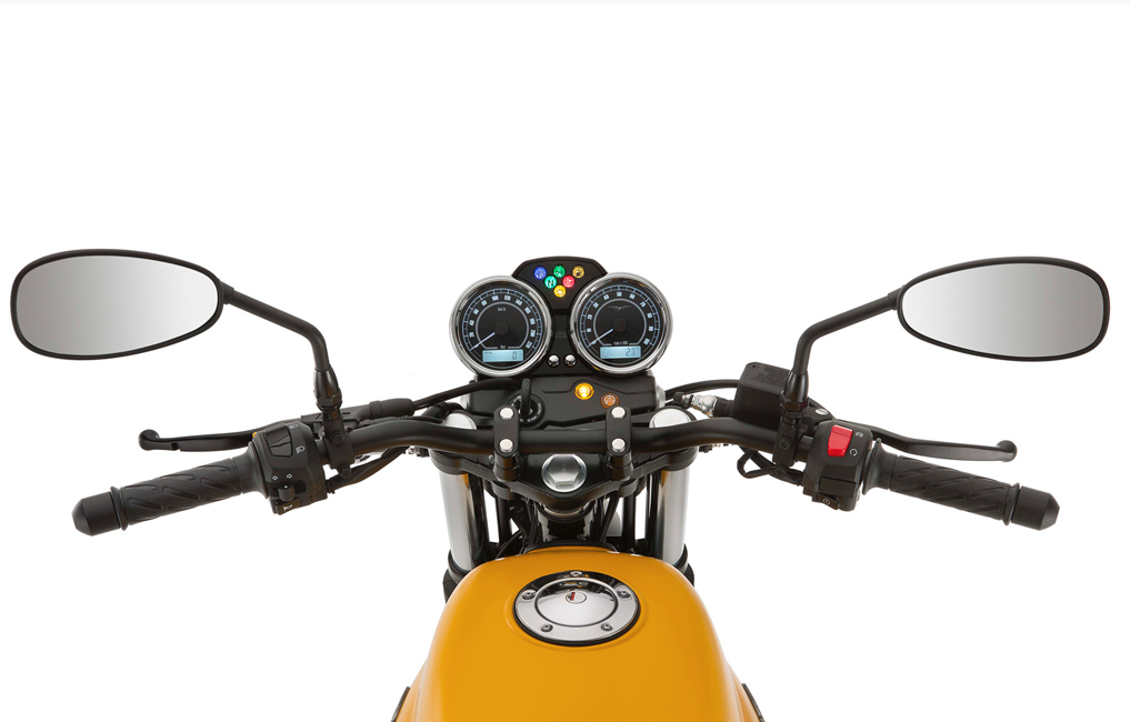 Moto guzzi Antwerpen vespashop V7 III Stone f13